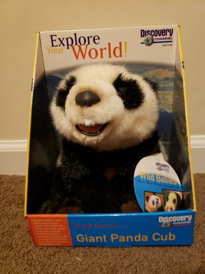 Discovery Channel Shen-Shen panda for Sale in Cumberland, VA