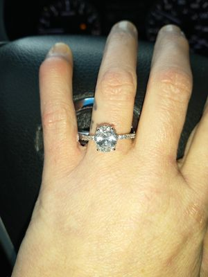 .925 sterling silver ring for Sale in Prattville, AL
