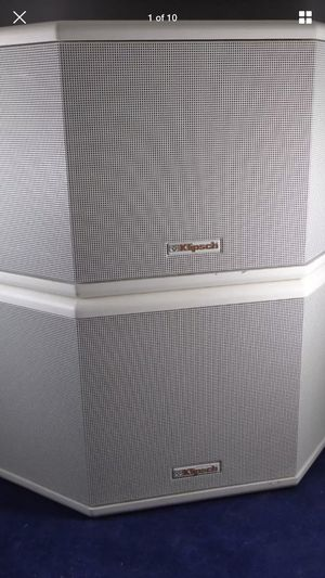 Klipsch Surround Sound Speakers for Sale in Denver, CO