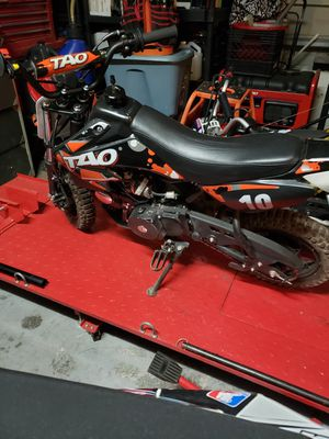 Brand new 110 CC dirt bike electric start automatic in for Sale in Lake Worth, FL