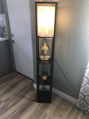 """Floor lamp. 5.2"""" tall. (Lamp only) for Sale in Santa Ana, CA"""