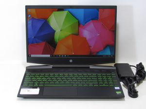 ** FINANCING AVAILABLE** HP Pavilion Gaming laptop 15-DK0XXX Intel Core i5-9300H 2.40GHz 8GB RAM 240GB SSD GeForce GTX 1050 Graphics Card for Sale in Fontana, CA