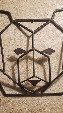Geometric Bear Wall Decor for Sale in Port Orchard,  WA