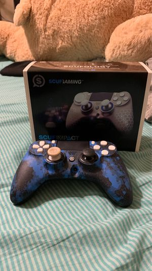 Scuff Impact PS4 Controller for Sale in AZ, US