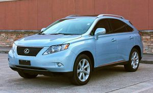 enthralling comely Lexus RX 350 2010 for Sale in Des Moines, IA