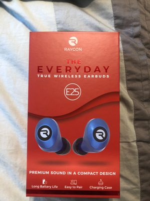 RAYCON WIRELESS EARBUDS for Sale in National City, CA