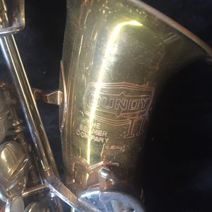 Used Bundy Saxophone $400 for Sale in Florence, SC