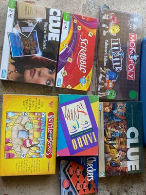 12 Game Box for Sale in San Diego, CA