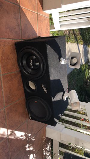 Subwoofers for Sale in Destin, FL