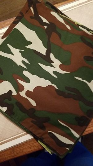 Camo bandannas for Sale in Cranberry Township, PA