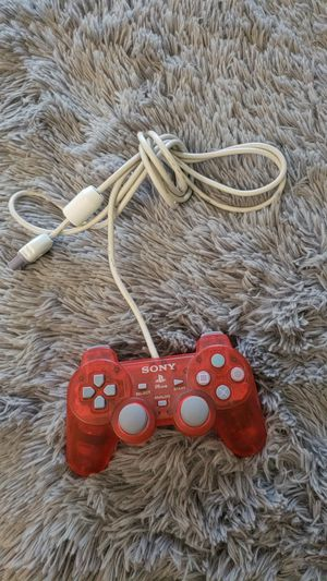 Red Sony PS2 Psone Controller for Sale in Sterling, VA