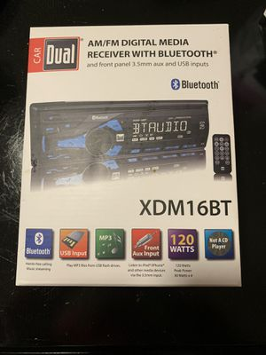 Bluetooth car radio for Sale in Winchester, KY