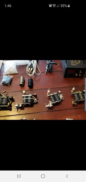 Tattoo equipment for Sale in McLean, IL