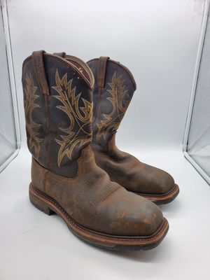 Men's Ariat Work Boots Size 10.5 for Sale in Pico Rivera, CA
