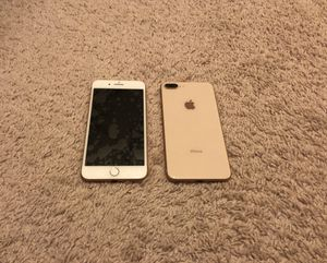 IPHONE 8 PLUS GOLD 256GB UNLOCKED for Sale in Clarksburg, MD