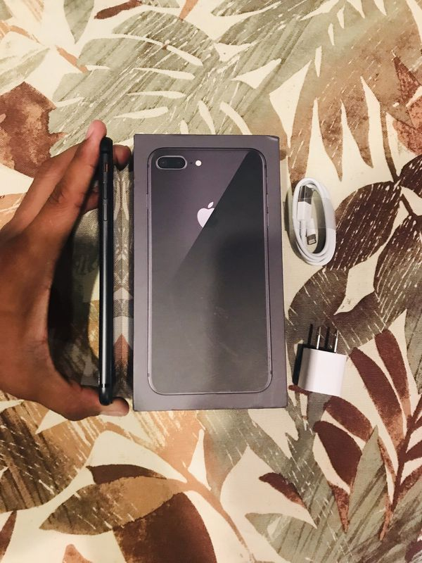 📲🇱🇷📲IPHONE 8 PLUS + 64GB T-MOBILE AND OR METRO PCS SIMPLE MOBILE SIRVE TAMBIEN EN 🇲🇽 MEXICO TELCEL TRUSTED SELLER 💯📲💯