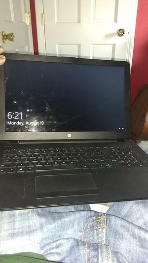 Hp laptop for sale almost half price like new for Sale in Naugatuck, CT