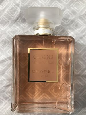 Chanel perfume Coco Mademoiselle for Sale in Bronx, NY