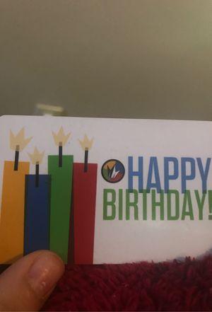 Regal gift card for Sale in Oak Grove, OR