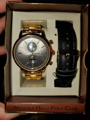 Polo for Men Watch, Brand new for $30 for Sale in Shoreline, WA