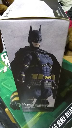 Figma Batman Ninja Max Factory for Sale in Cedar Hill, TX