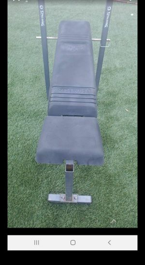 Spalding weight Bench for Sale in Los Angeles, CA