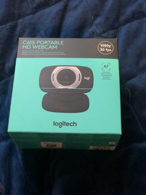 Logitech c615 for Sale in La Habra, CA