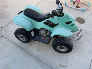 50cc goes on rides good comes with a helmet $400 bucks for Sale in Las Vegas, NV