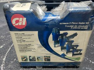 5 piece nailer kit for Sale in Holiday, FL