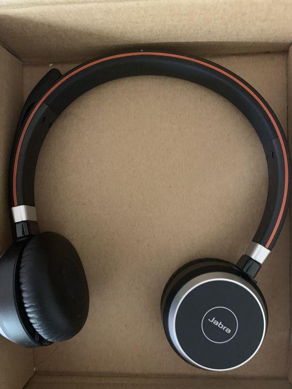 Brand new Jabra headphones