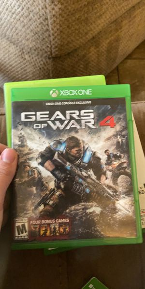 Xbox one games for Sale in Odessa, TX