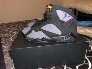 "Air Jordan ""Bordeaux"" 7 Retro size 8.5 for Sale in Oxnard, CA"