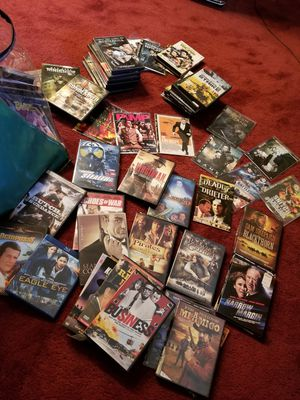 Over 300 DVD movies for Sale in Philadelphia, PA