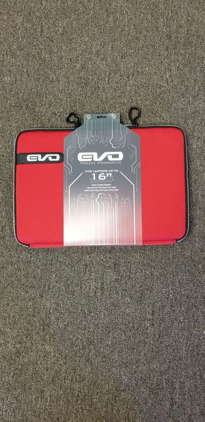 16' laptop cover for Sale in Baldwin Park, CA