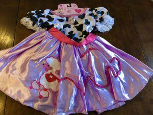 New Fancy Nancy Poodle Costume Dress Girls 4-6X for Sale in Hemet, CA