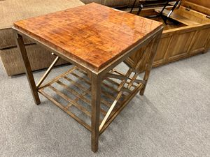 Metal End Table for Sale in Mesa, AZ