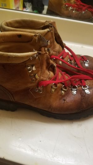 Mens Vibram Steel Toe Boots Size 12 for Sale in Columbus, OH