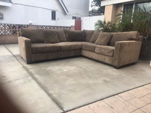 Sectional couch can deliver for Sale in San Diego, CA