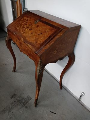 Antique French Secretary Desk from 1890s for Sale in San Pedro, CA