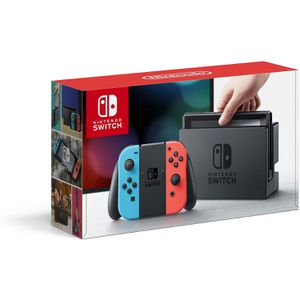 Nintendo Switch (Blue & Red) for Sale in Paeonian Springs, VA
