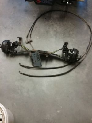 2000 club car FRONT brake and suspension for Sale in Atlantic Beach, SC