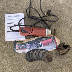 "3"" Electric Cut-Off Tool for Sale in Milton,  WA"