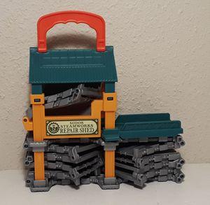 Thomas & Friends Sodor Steamworks Repair Shop train set for Sale in Anaheim, CA