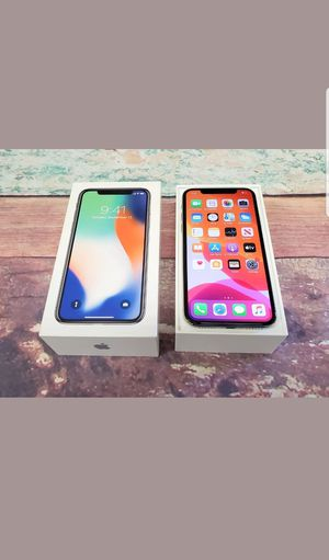 iPhone x 256gb at&t for Sale in Clifton Heights, PA