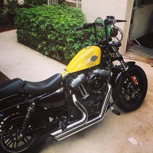 2017 Harley Davidson sportster 48 for Sale in Hialeah, FL