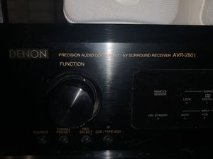 Surround sound system for Sale in Gustine, CA