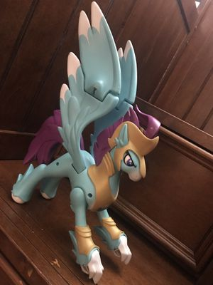 My little pony with lights and sounds for Sale in Santa Ana, CA