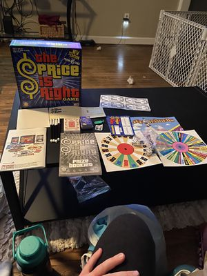The price is right game 2nd edition for Sale in Sykesville, MD