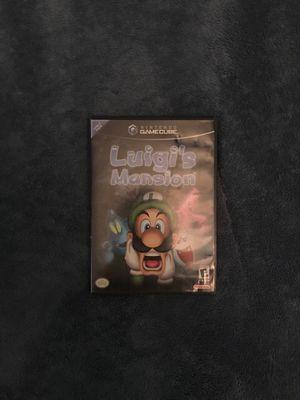 Luigi's Mansion for Nintendo GameCube for Sale in Redondo Beach, CA