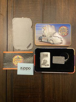 Zippo 1998 Limited Edition Collectible Zippo Car Lighter, Keychain & Diary for Sale in Seattle,  WA